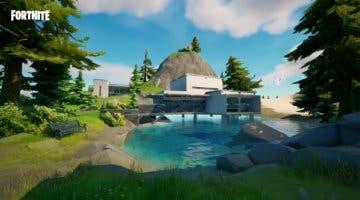 Imagen de Fortnite: Visita el apartamento de Depredador en Casita del Cazador