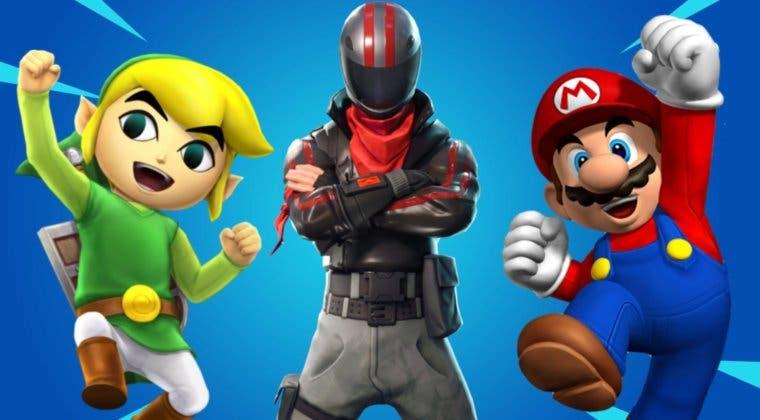 Imagen de Fortnite: 5 personajes de Nintendo que queremos ver en el battle royale