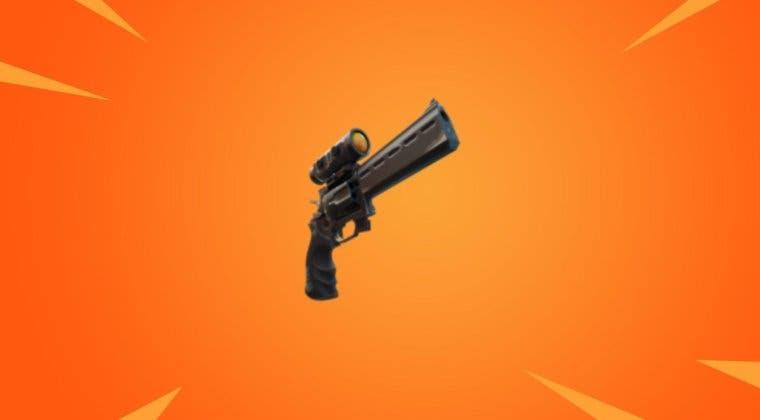 Imagen de Fortnite: cómo obtener el 'Halcón Nocturno', el revólver exótico de la Temporada 5