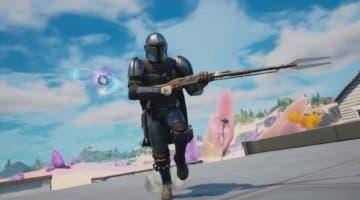 Imagen de Fortnite: cómo derrotar a Jaleo y conseguir el brazo derecho de The Mandalorian