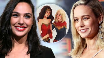 Imagen de Brie Larson y Gal Gadot aparecerán en la gala The Games Awards