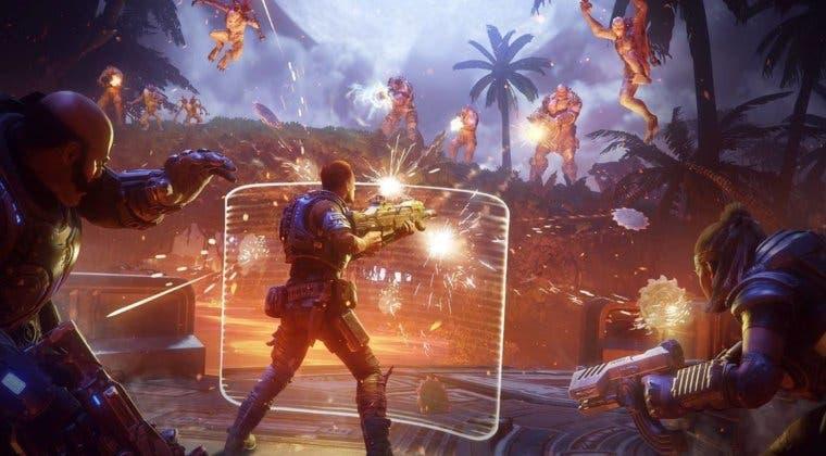 Imagen de La expansión Hivebusters de Gears 5 ya se encuentra disponible