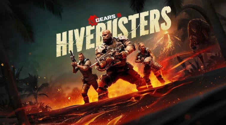 Imagen de Hivebusters, el nuevo DLC de Gears 5, presenta su fecha de lanzamiento con un tráiler