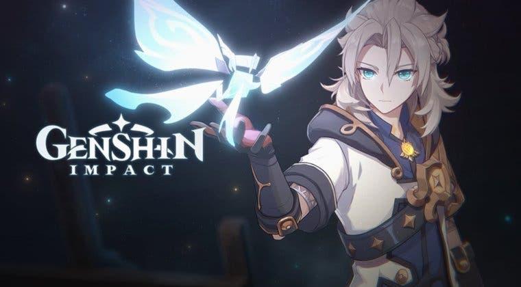 Imagen de Genshin Impact anticipa la llegada de Albedo con un nuevo tráiler