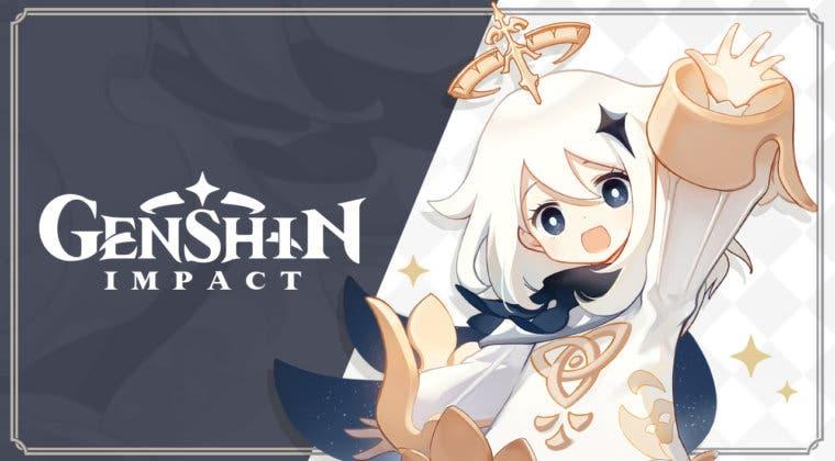 """Imagen de Genshin Impact recibe el evento """"Las mil preguntas de Paimon"""""""