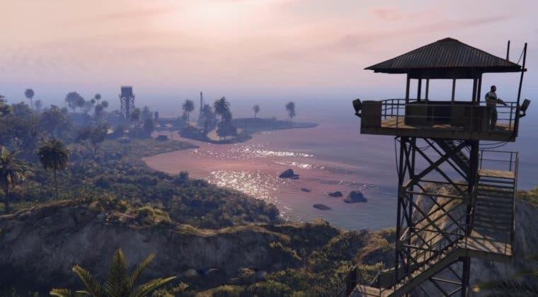 Imagen de GTA Online: este es el tamaño del parche del Golpe al Cayo Perico, ya disponible