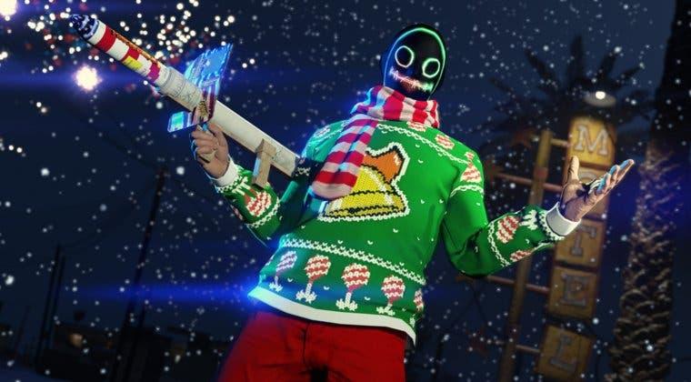 Imagen de GTA Online recibe su actualización de Navidad: un coche Grotti Brioso 300 gratis y más
