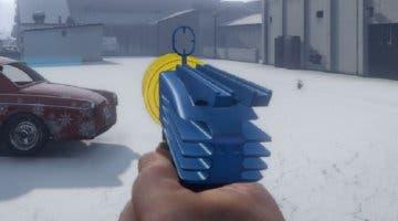 Imagen de GTA Online: el truco menos útil pero más sorprendente que verás con la Up-n-Atomizer