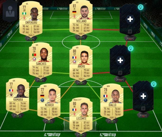 FIFA 21 Ultimate Team Guia Volland Freeze