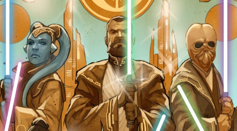 Imagen de Star Wars: The Acolyte será la primera serie de la Alta República