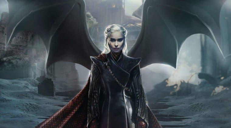Imagen de Echa un primer vistazo a los dragones de House of the Dragon, el spin-off de Juego de Tronos