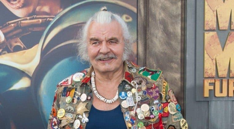Imagen de Muere Hugh Keays-Byrne, el villano de la Mad Max original, a los 73 años de edad