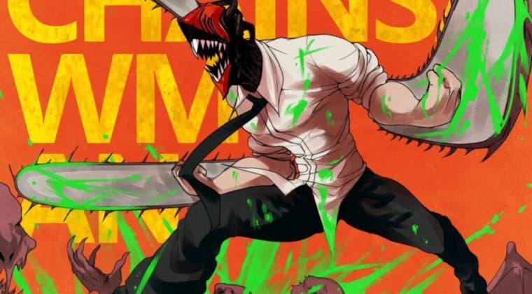 Imagen de Chainsaw Man finalizaría la semana que viene... ¿junto al anuncio de su anime?