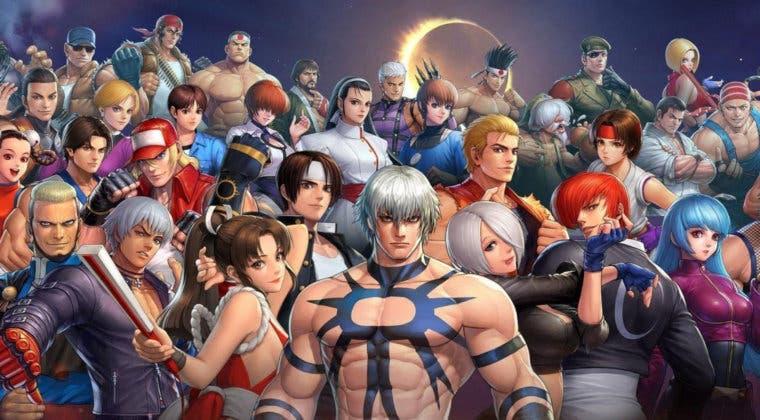 Imagen de Estas serían las plataformas en las que The King of Fighters XV será lanzado