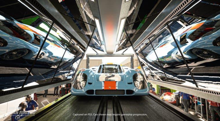 Imagen de Gran Turismo 7 podría haber sido retrasado de forma interna