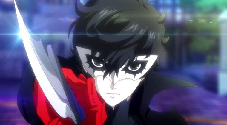 Imagen de Persona 5 Strikers luce tráiler oficial con fecha y ediciones de compra