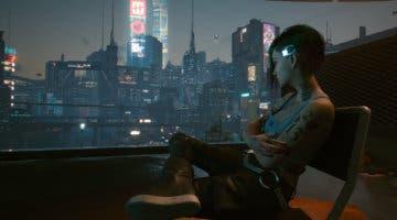 Imagen de Sobrevuela la ciudad de Cyberpunk 2077 sin vehículos gracias a un nuevo mod