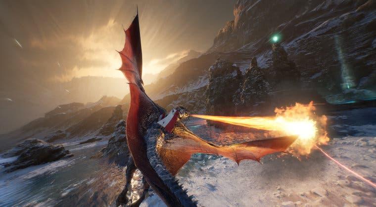Imagen de Century: Age of Ashes anuncia su acción de dragones para PC