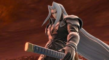 Imagen de Super Smash Bros. Ultimate fecha la presentación en detalle de Sephiroth