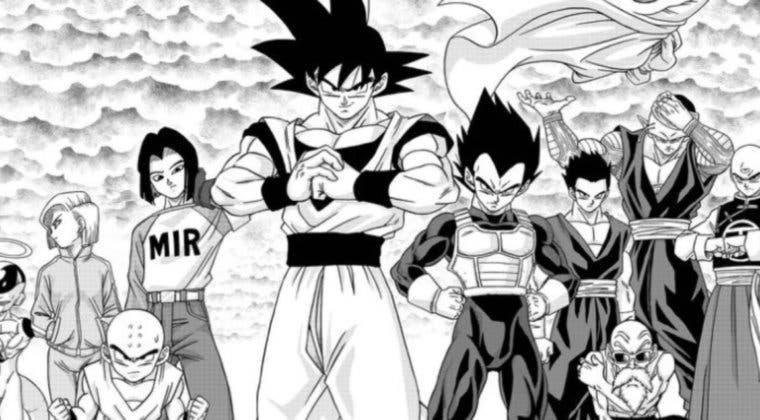 Imagen de Dragon Ball Super: Primeras imágenes y resumen inicial del manga 67