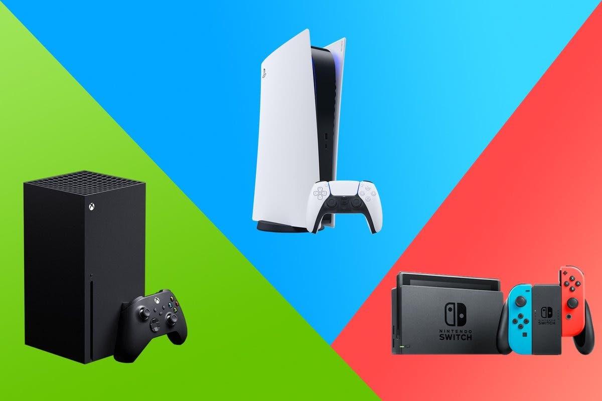 PlayStation, Nintendo y Xbox
