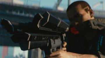 Imagen de Un modder reestablece la mecánica de correr por las paredes en Cyberpunk 2077