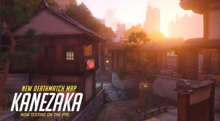 Imagen de Overwatch presenta Kanezaka, su nuevo mapa de juego