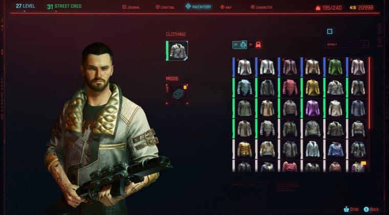 Imagen de Cyberpunk 2077: Cómo duplicar objetos y conseguir dinero 'infinito'