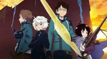 Imagen de World Trigger presenta una nueva imagen promocional de su Temporada 3