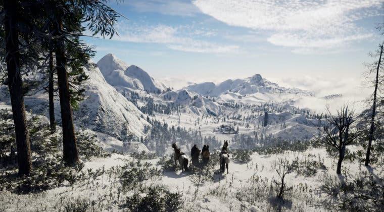 Imagen de Crimson Desert muestra más gameplay y detalla su mundo, jugabilidad y más