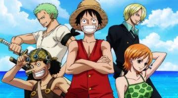 Imagen de One Piece prepara una celebración por su capítulo 1000