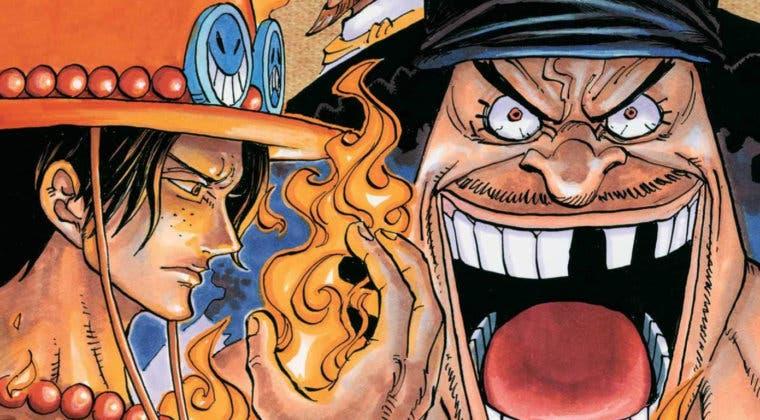 Imagen de One Piece novel A, el manga de Ace, fecha su segundo capítulo