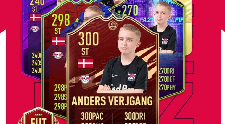 Imagen de FIFA 21: Un niño de 14 años establece un nuevo récord mundial de imbatibilidad en FUT Champions