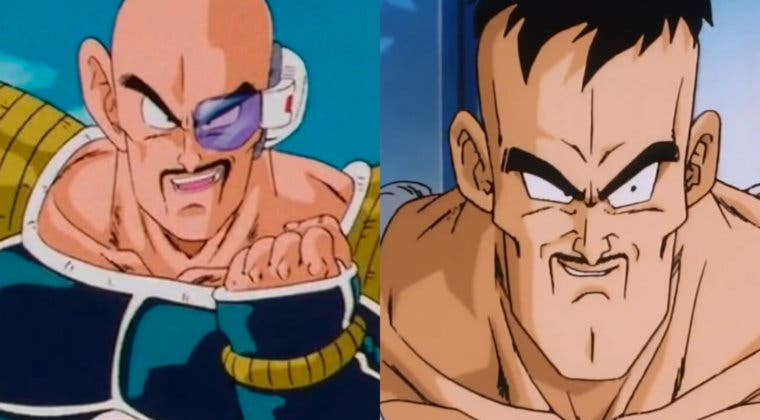 Imagen de Dragon Ball Z: Nappa no es calvo; Akira Toriyama explicó por qué no tiene pelo
