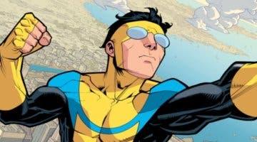 Imagen de Invincible, la nueva serie de superhéroes de Amazon Prime Video, ya tiene fecha de estreno