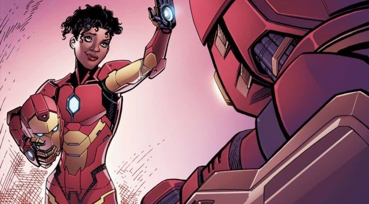 Imagen de Marvel Studios y Disney Plus anuncian una serie de Ironheart