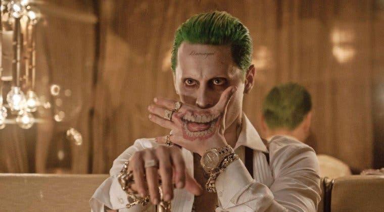 Imagen de Según David Ayer, el Joker de Jared Leto era mucho mejor en el montaje original de Escuadrón Suicida