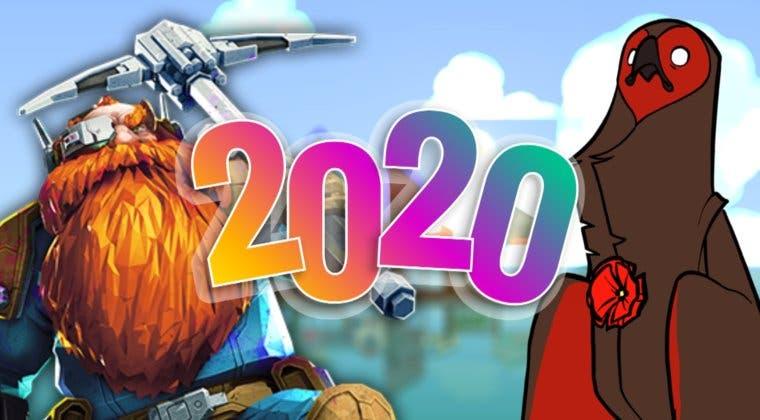 Imagen de 7 juegos indie de 2020 que seguramente no conozcas y tienes que probar