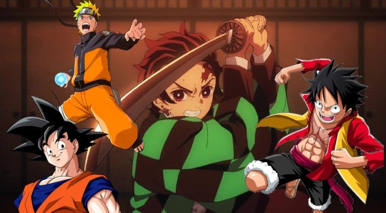 Imagen de ¿Está ya Kimetsu no Yaiba a la altura de Dragon Ball, One Piece y Naruto?