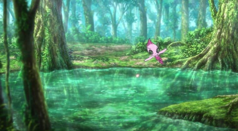 Imagen de Pokémon GO presenta un evento de La Película Pokémon: Los Secretos de la Selva