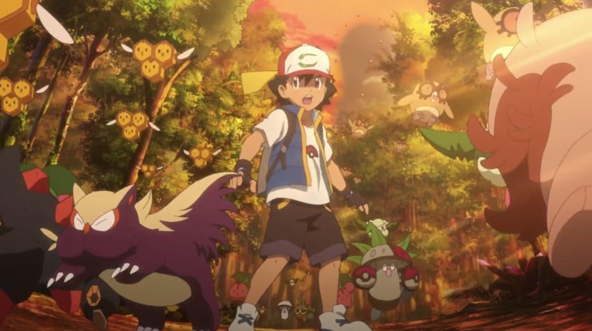 La Pelicula Pokémon Los Secrtos de la Selva