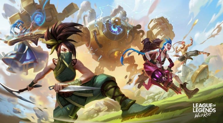 Imagen de La beta abierta de League of Legends: Wild Rift, el LoL para móviles, ya está disponible