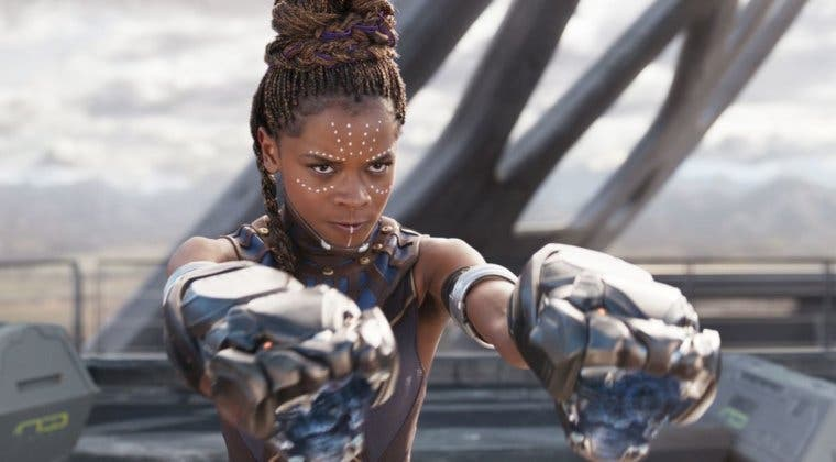Imagen de Black Panther 2: ¡Letitia Wright vuelve a estar en plena forma!