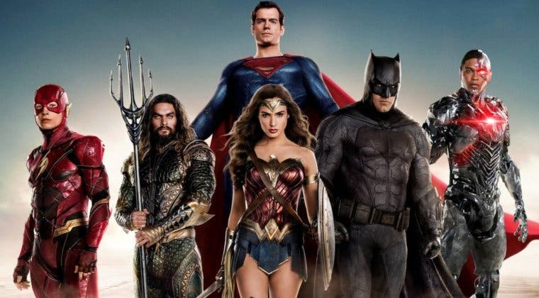 Imagen de Tráiler inédito de Liga de la Justicia (Snyder Cut), que llega en marzo a HBO y HBO Max