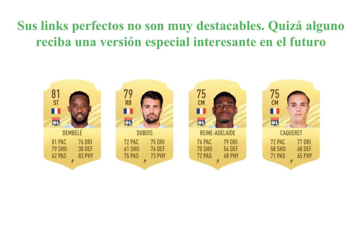 FIFA 21 Ultimate Team Aouar Freeze links perfectos
