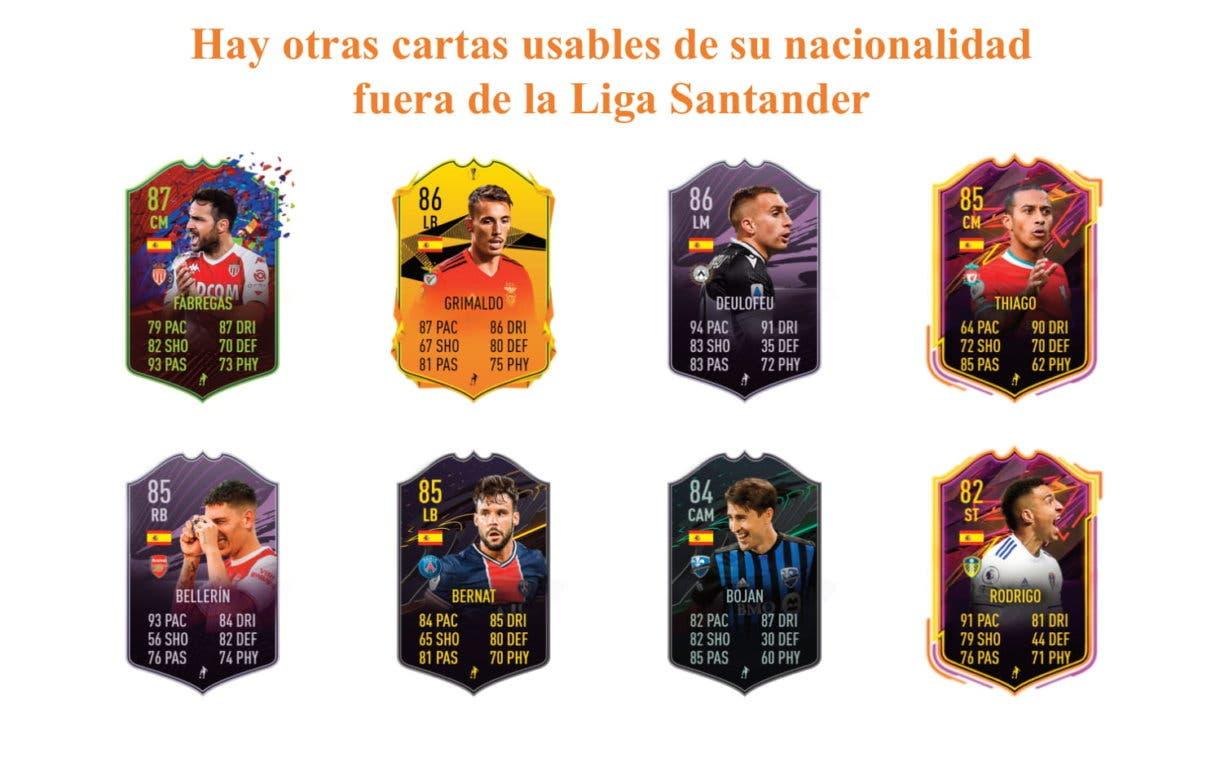 José Luis Gayá Freeze FIFA 21 Ultimate links naranjas