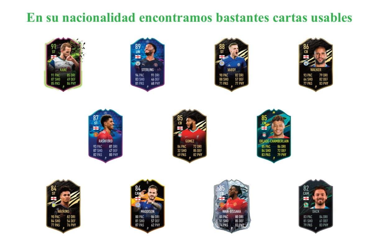 FIFA 21 Ultimate Team John Barnes Prime Icono SBC