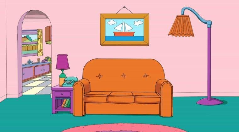 Imagen de Se muestra la demo secreta del juego de Los Simpsons que nunca se estrenó