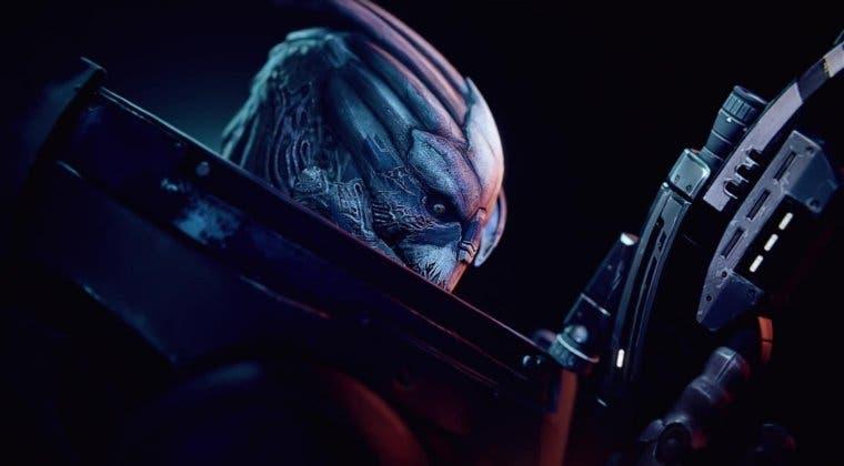 Imagen de Algunas tiendas filtran la posible fecha de lanzamiento de Mass Effect: Legendary Edition
