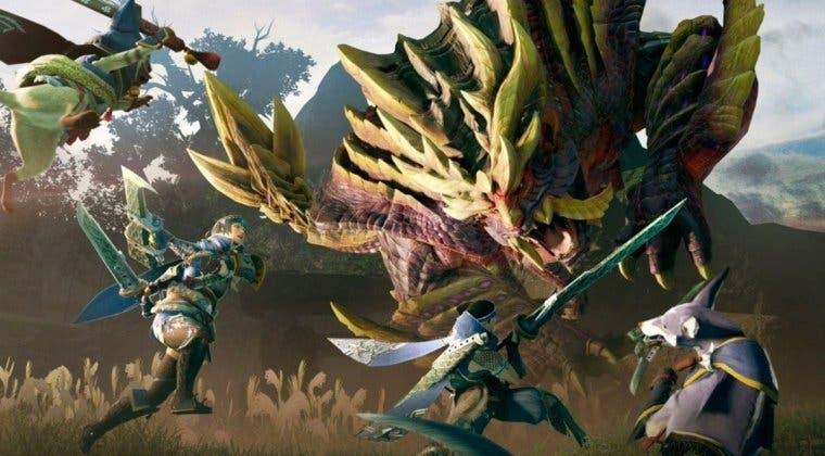 Imagen de Capcom no tenía planeado que el mundo abierto de Monster Hunter Rise no tuviera pantallas de carga
